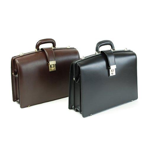 青木鞄のダレスバッグ